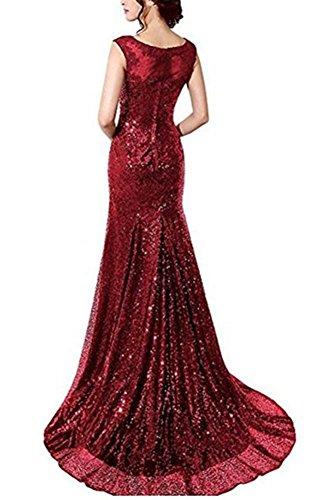 Vestido Lotus Vino Para Mujer Rojo Snow pFfwAWq5q
