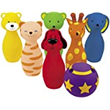 K's Kids Colorful Bowling Friends (Discontinued by Manufacturer)