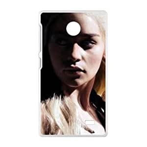 Happy Fire Blood Design Personalized Fashion High Quality Phone Case For Nokia X