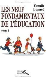 Les  neuf fondamentaux de l'éducation