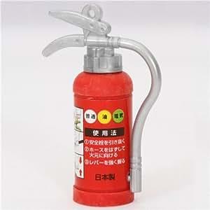 Goma de borrar, extintor rojo, de Iwako, Japón