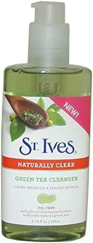 Facial Cleanser: St. Ives Blemish Control