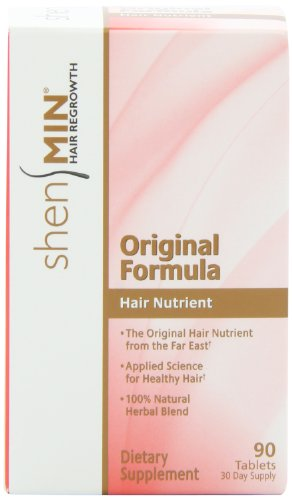 Shen Min Hair Nutrient Tablets product image