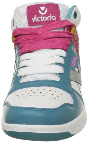 Sneaker Multicolor Pu femmes Chaussures Victoria montantes AawdBnq