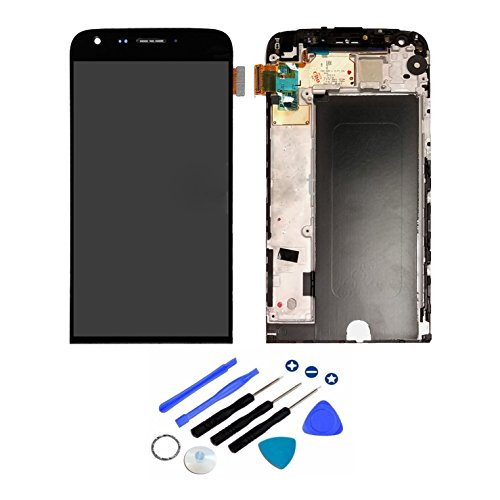 Eaglestar Best Quality For LG G5 Replacement LCD Screen Digitizer and LCD Pre-installed Full LCD Assembly With Frame For LG G5 H840 H850 H820 H831 VS987 LS992+Tools