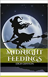 Midnight Feedings (Burroughs Witches, Month 1)