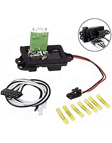 YLING HVAC Fan Blower Motor Resistor Kit With Harness for 04-07 Buick Rainier 02