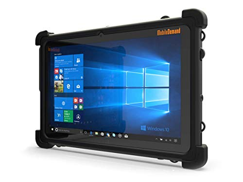 MobileDemand Flex 10B Rugged Touchscreen Tablet | Ultra Lightweight | 10.1-in Display | Windows 10 Pro | MIL-STD-810G…