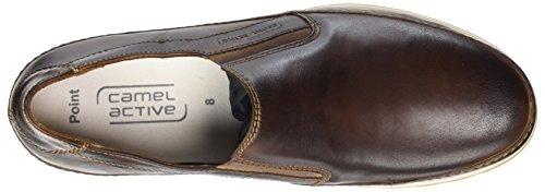 01 14 Men's camel Brandy active Point Loafers Brown 4Ux6q0