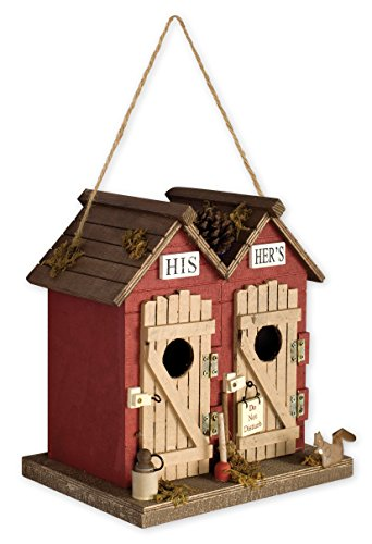 Designs Outhouse (Sunset Vista Designs Outhouse Birdhouse)