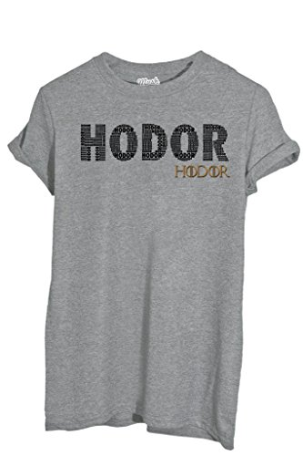 T-Shirt HODOR GAME OF THRONES - FILM by iMage Dress Your Style