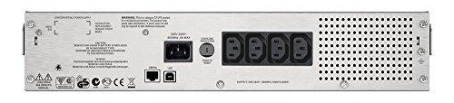 23 opinioni per APC Smart-UPS Gruppo di continuità UPS 1000VA Montaggio a Rack 2U SMC1000I-2U