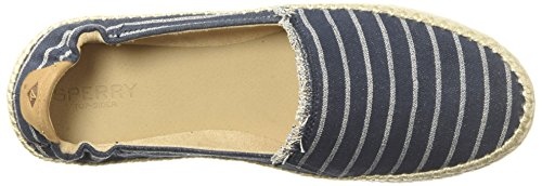Medium Ella Sunset Women's 8 Us Navy Moccasin Sperry vqZwUU1