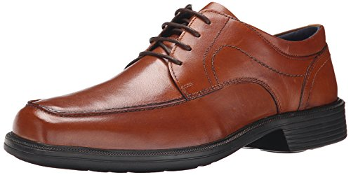 Nunn Bush Mens Chattanooga Oxford Cognac