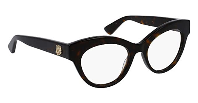 dbecc78b1f5 Amazon.com  Gucci - GG0030O Optical Frame ACETATE (Havana