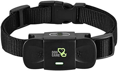 Dog Training Collar Receiver – Dogcare Rechargeable Shock Collar Receiver, Training Collar with Adjustable Collar Dog