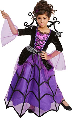 Palamon Splendid Spiderella Child Costume (8-10) -