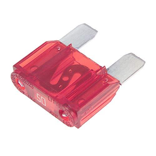 Littlefuse 0299050.ZXNV Fusible automobile temporis/é 50A 32V S/érie MAXI 32V