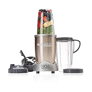 Magic bullet nutribullet pro 900 blender mixer for Magic bullet motor size