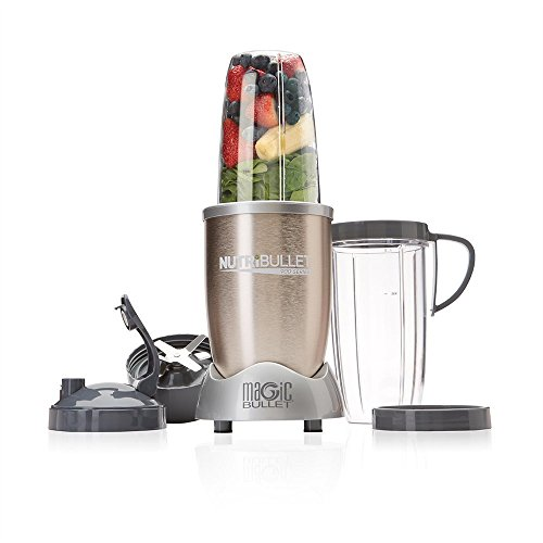 Magic Bullet Nutribullet Pro 900 Blender/Mixer (15 Piece (Pro Magic)