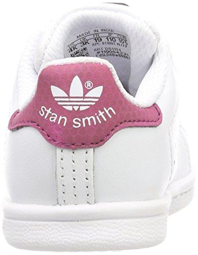 000 Bebé Zapatillas Ftwbla Smith Unisex Casa I Stan Adidas Estar Por ftwbla De Blanco xBOFzw