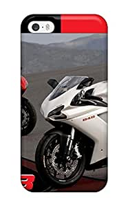 Iphone 5/5s Case Cover Skin : Premium High Quality Ducati Motorcycle Case