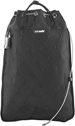 Pacsafe Travelsafe GII 12 Liter Portable Safe (Black)