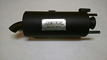 GSE Performance Polaris Sportsman 400 450 500 570 Performance Exhaust