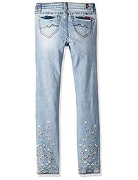 7 para toda la humanidad Niños para hombre Slimmy Jeans en Santiago Canyon (Toddler)