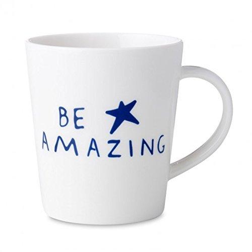 Be Amazing Mug by Ellen Degeneres