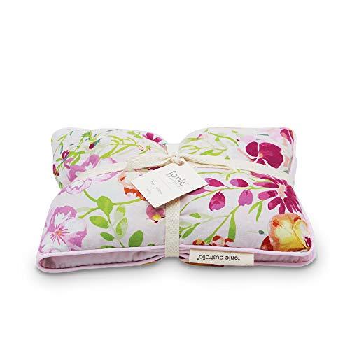 Tonic Australia Stress Relief Heat Pillow - Morning Bloom - Lavender (Best Small Microwave Australia)