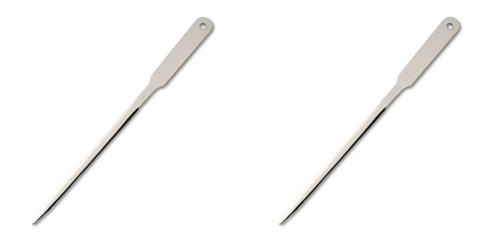 Universal Lightweight Hand Letter Opener, 2 Packs FBA_UNV31750-2PACKS