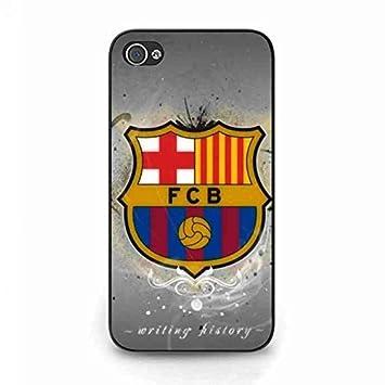 9944eb97c19 Barcelona FCB Logo Cell Apple Funda iphone 4/ 4S, Barcelona Logo funda  Cover, Apple Funda iphone 4/ 4S Barcelona Logo Silicona TPU De funda:  Amazon.es: ...
