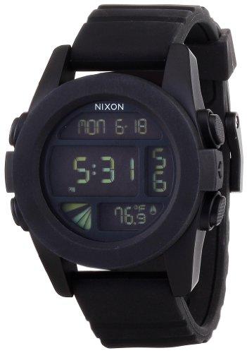 [ニクソン]NIXON UNIT BLACK NA197000-00 メンズ