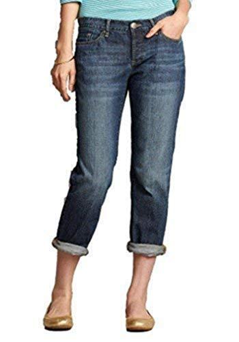 Jeans Donna Donna Eddie Jeans Jeans Eddie Mezzanotte Mezzanotte Bauer Eddie Donna Bauer Bauer 1qvRwn44