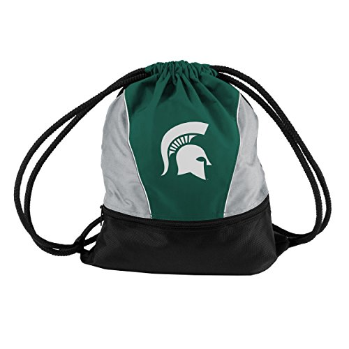 Logo Brands 172-64S NCAA Michigan State Spartans Sprint Pack, Small, - Michigan State Fan Gear