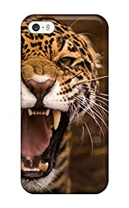 New Fashionable AmandaMichaelFazio APotPpe6528BIfPO Cover Case Specially Made For Iphone 5/5s(jaguar)