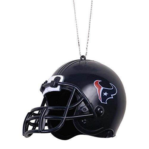 NFL Football 2015 Team Logo Helmet Holiday Tree Ornament - Pick Team (Houston Texans) (Ornament Football Team)
