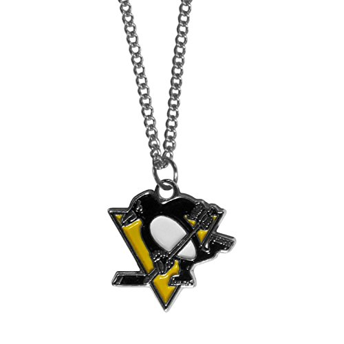 Siskiyou NHL Anaheim Ducks Chain Necklace with Small Pendant, 22