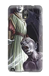 Pretty WrAUmpn3628oGkiU Galaxy Note 3 Case Cover/ Creepy Series High Quality Case