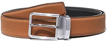 Imperialist Tan Leather Belt For Men