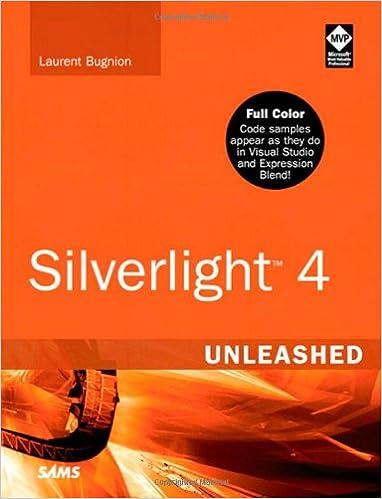 Silverlight 4 Unleashed Laurent Bugnion 0752063333365 Amazon Books
