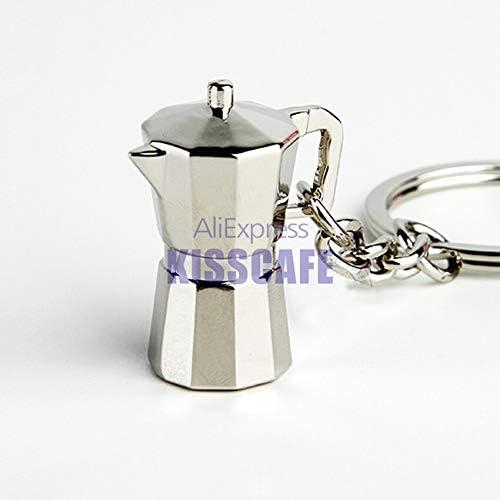 Llavero con asa para máquina de café: Amazon.es: Hogar