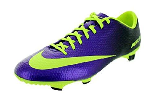 Nike Men's Mercurial Veloce FG Electro Purple/Volt/Black ...