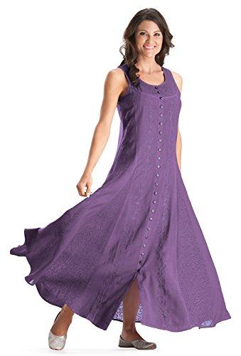 Full Skirt Sundress - 1