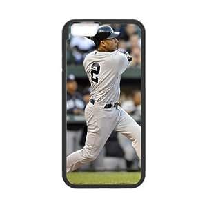 Derek Jeter Yankees Case for iPhone 6 by runtopwell