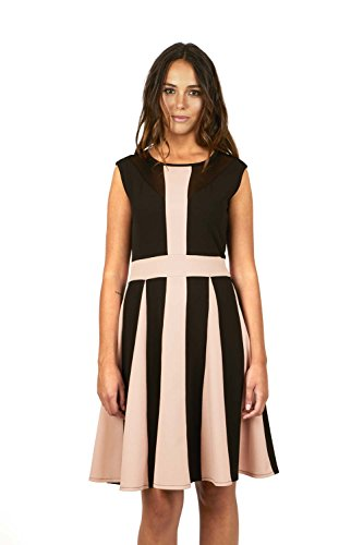 Partykleid Martina Damen Rosa Negro Vestido Providencia Pink Negro 0 Rosa Divina 61wIOEqx