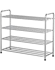 FANHAO Stainless Steel Shoe Rack