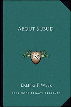 About Subud