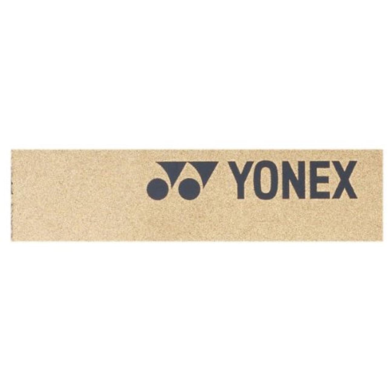 ビリーヤギ業界スローガンYONEX(ヨネックス) エッジガード3 AC156 (001)レッド
